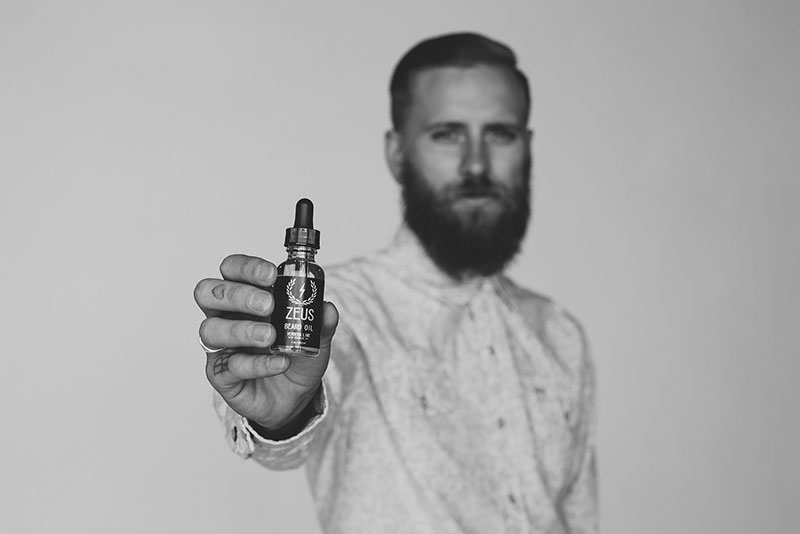 WHY SHOULD YOU USE BEARD OIL?