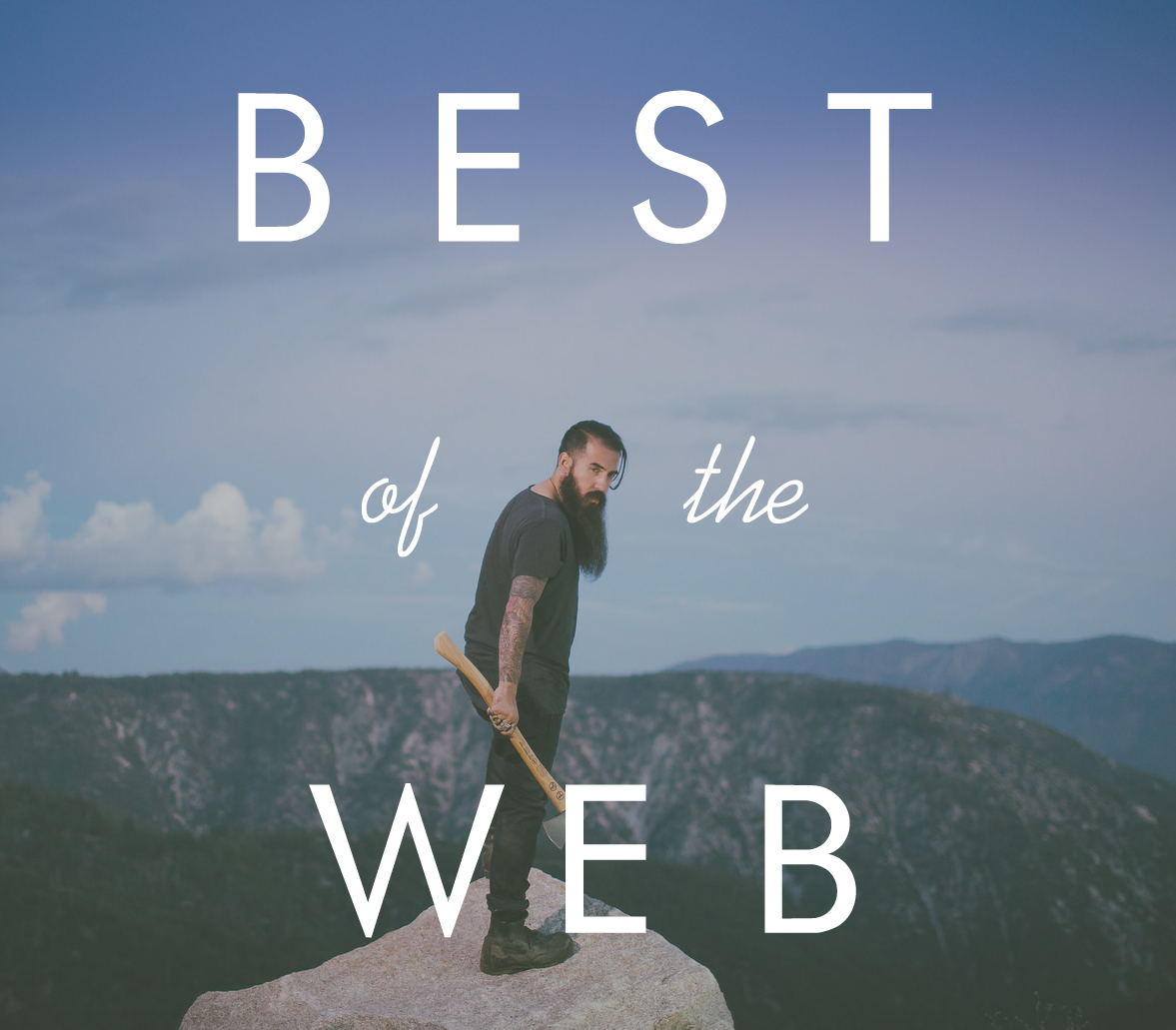 BEST OF THE WEB: THE LATEST BEARD AND MOUSTACHE NEWS (11/07/16)