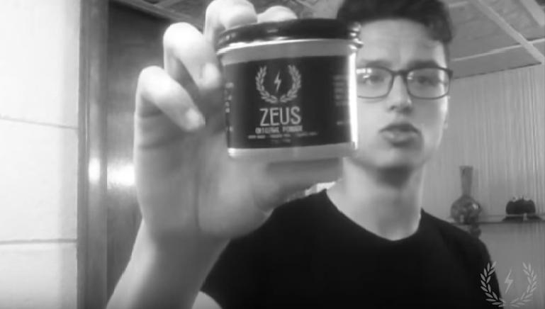 A REVIEW OF ZEUS ORIGINAL HOLD POMADE