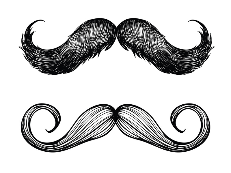 WE'RE DIGGING YOUR ZEUS MOVEMBER GIVEAWAY ENTRIES!