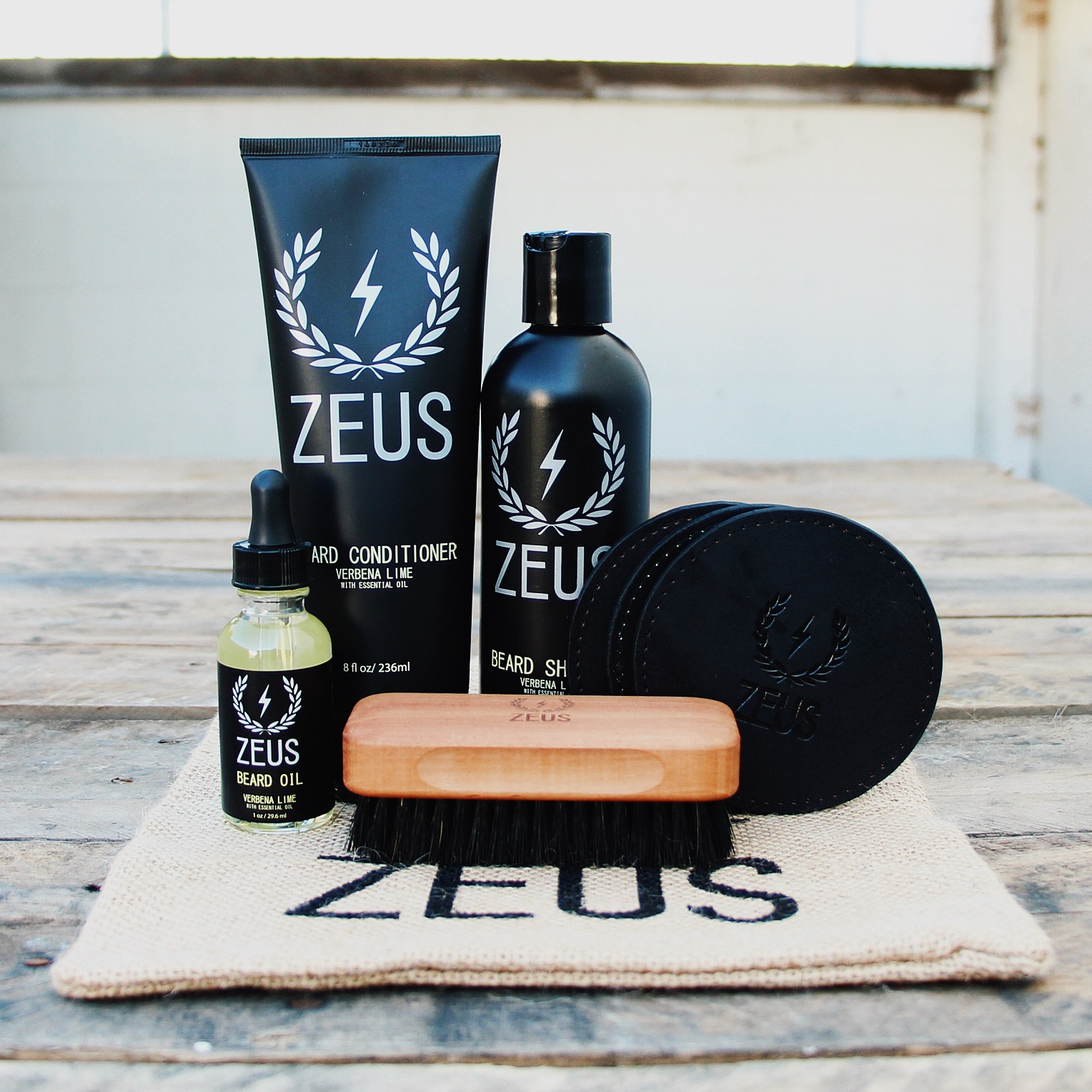 ENTER THE ZEUS MOVEMBER GIVEAWAY!