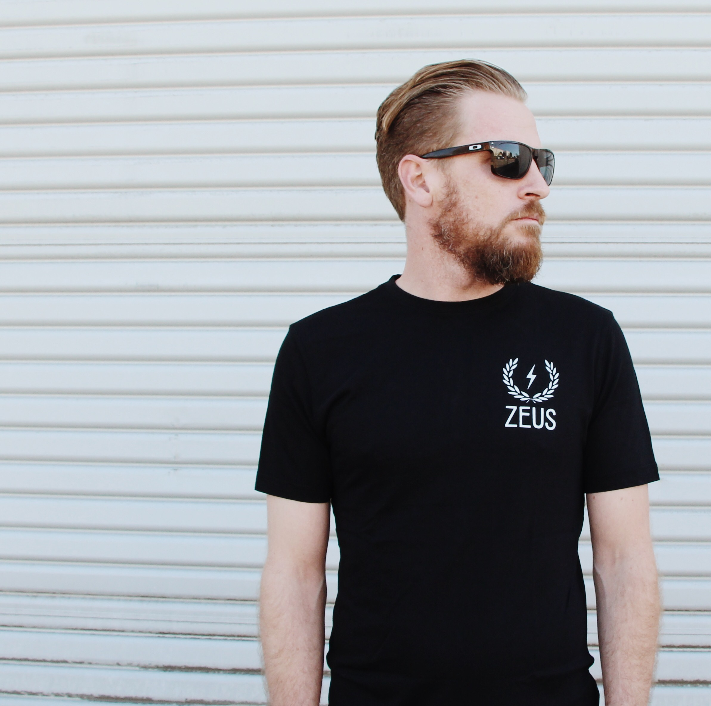 THE STORY BEHIND OUR NEW ZEUS GRAPHIC TEES