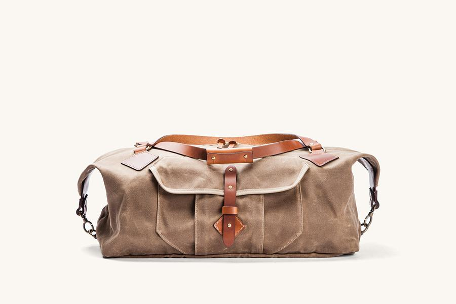PRODUCT SPOTLIGHT: TANNER GOODS NOMAD DUFFLE