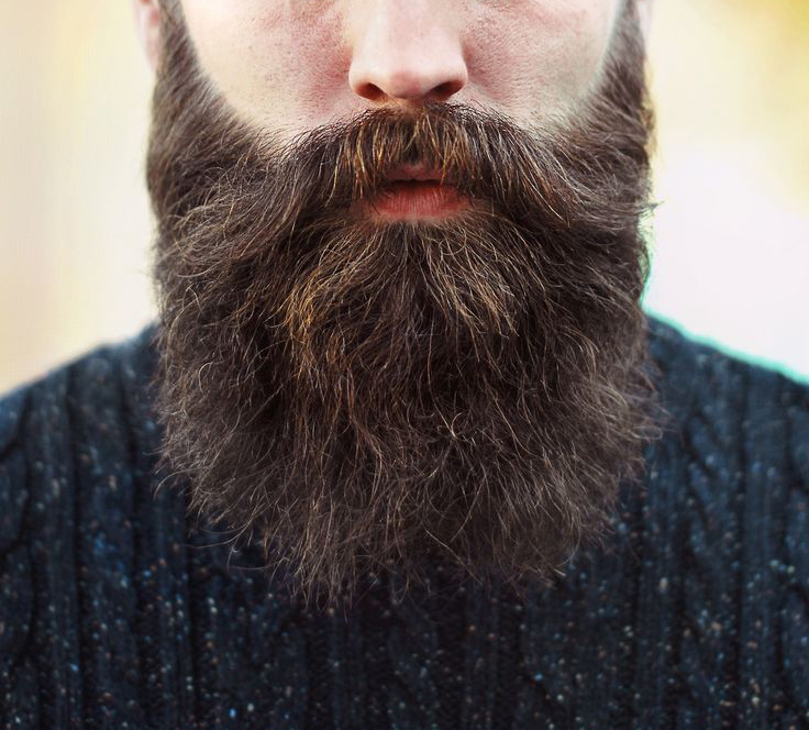 SHOULD YOU BLOW DRY YOUR BEARD?